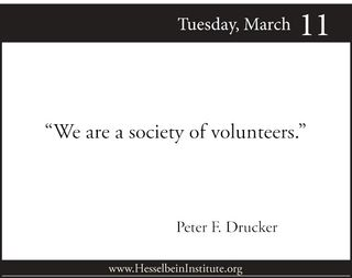 Volunteers_Drucker