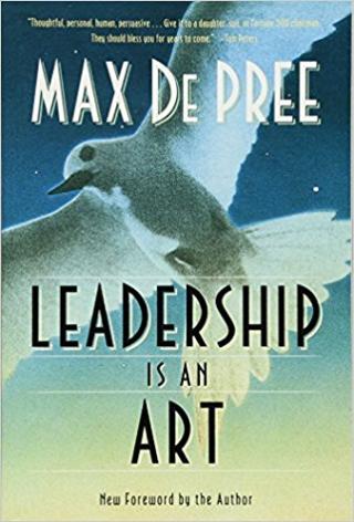 65_Leadership is an art