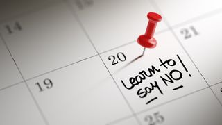 51_Learn to say no