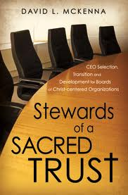 Stewards of a sacred2