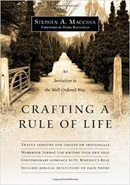 246_crafting a rule of life