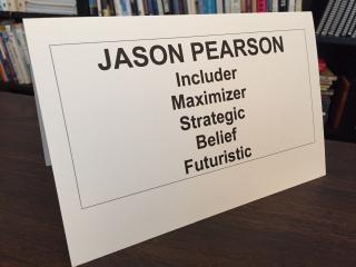 Tentcard - Jason Pearson